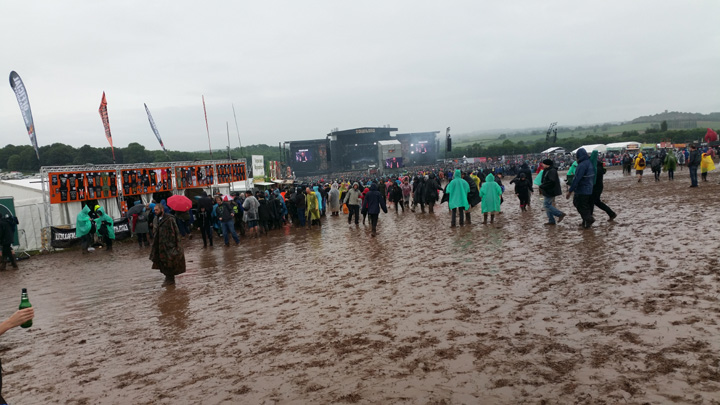 Download Festival 2016 Mud
