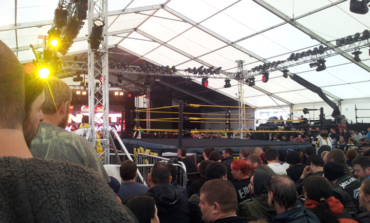 Download Festival 2016 WWE NXT