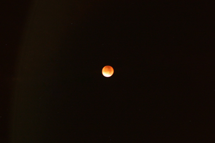 Super Blood Moon 28 September 2015